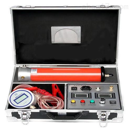 电力120KV直流高压发生器承装修试
