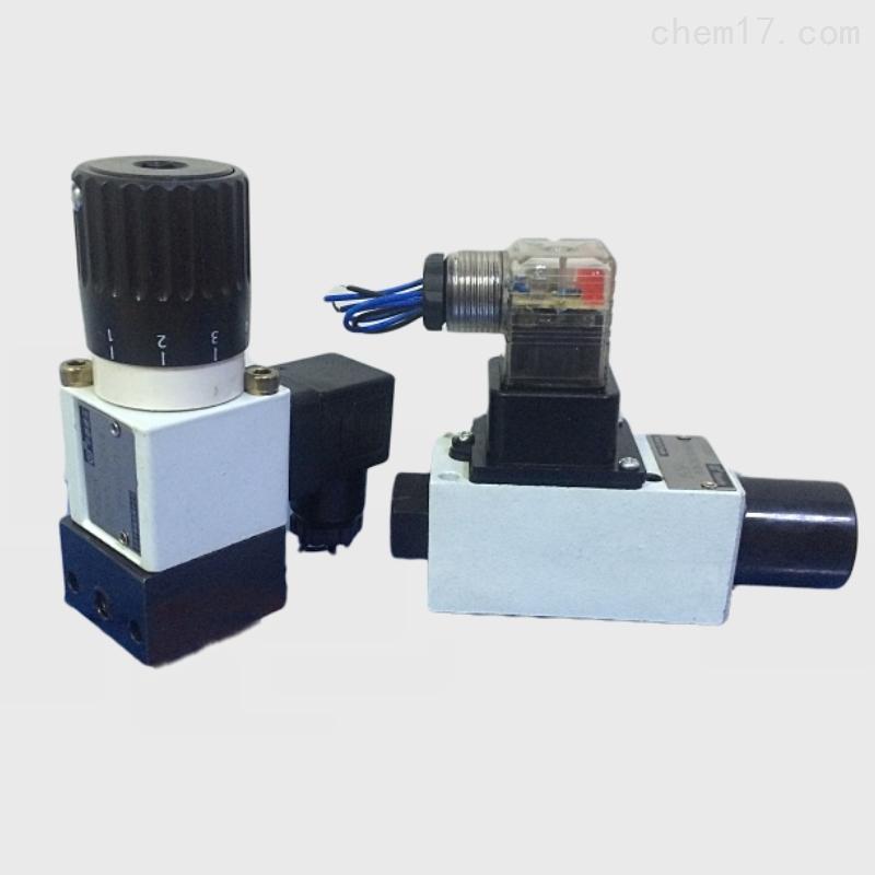 压力继电器华德液压流量控制阀