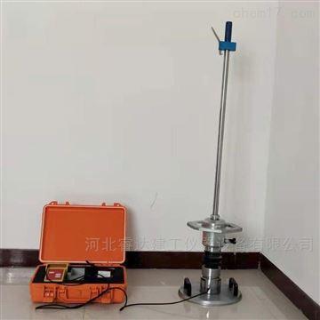 动态变形模量测定仪(手持落锤弯沉仪)