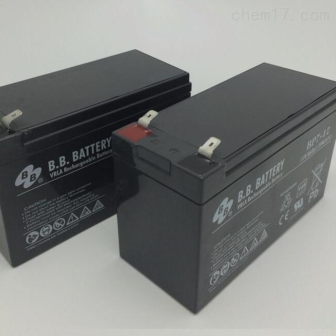 台湾BB蓄电池BP7-12销售