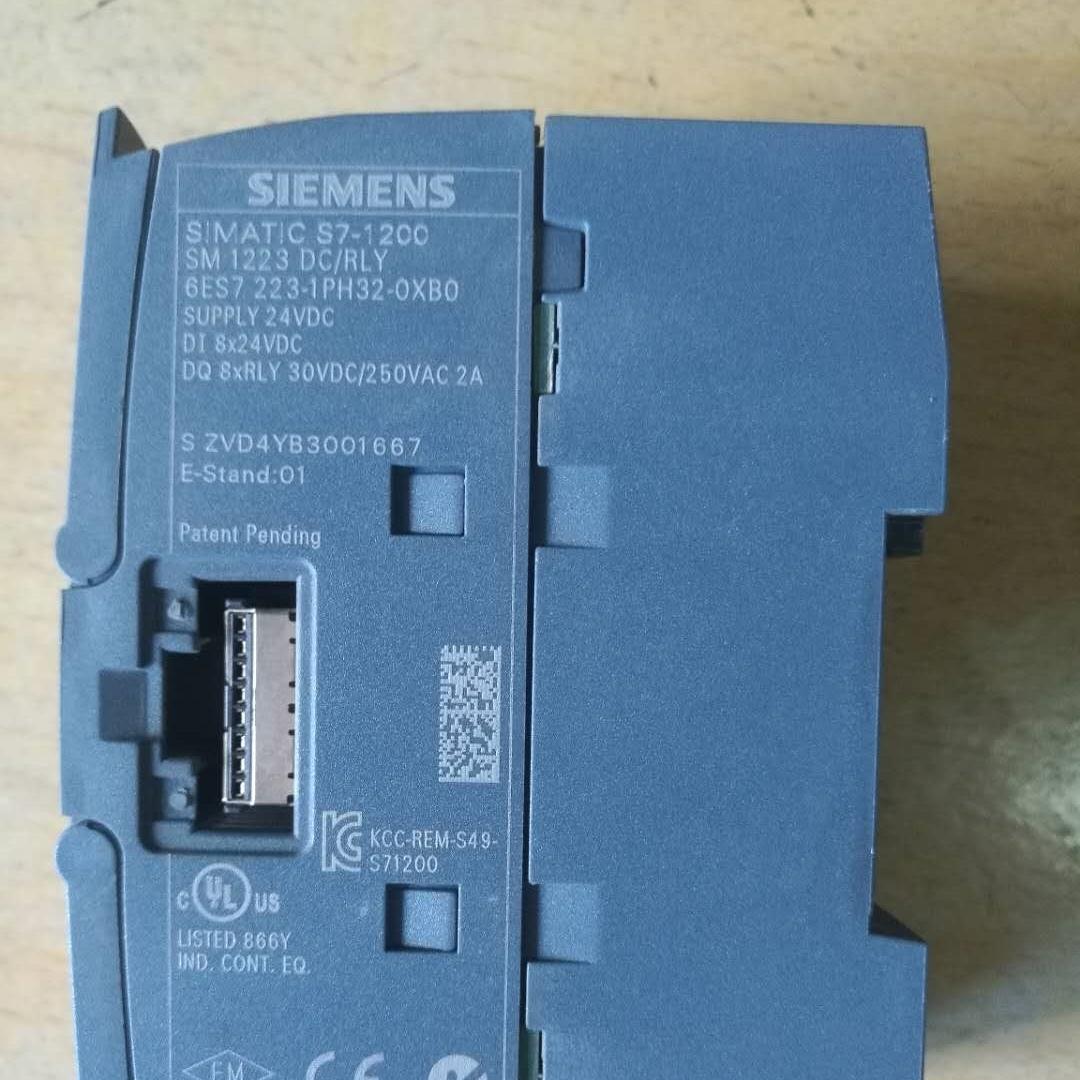 北京西门子S7-1200CPU模块代理商