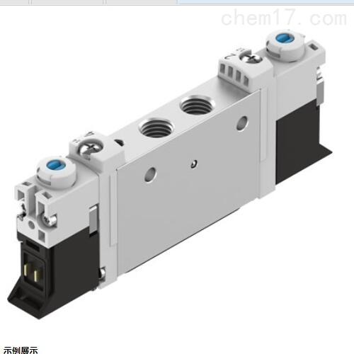 德国FESTO紧凑型电磁阀170247灵敏度