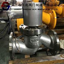 ZCM-F直动式法兰连接燃气用电磁阀