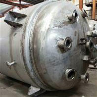 工厂转让二手太极搪瓷反应釜 质量保证