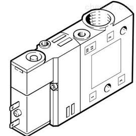 ESH-HD-4-QS德国FESTO手拉阀,费斯托材质说明