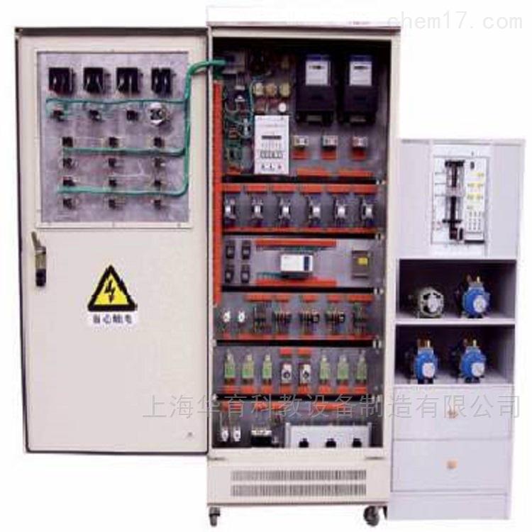 初级电工电拖实训考核装置