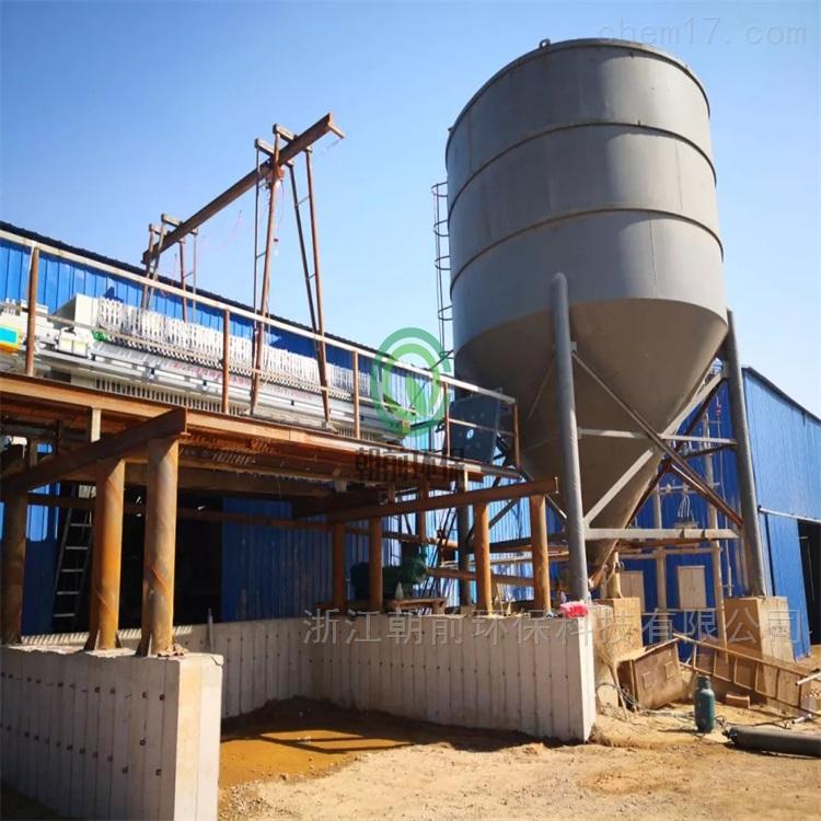 广东福建制砂场泥浆废水处理的详细方案