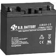 12V20AH台湾BB蓄电池EB20-12区域销售