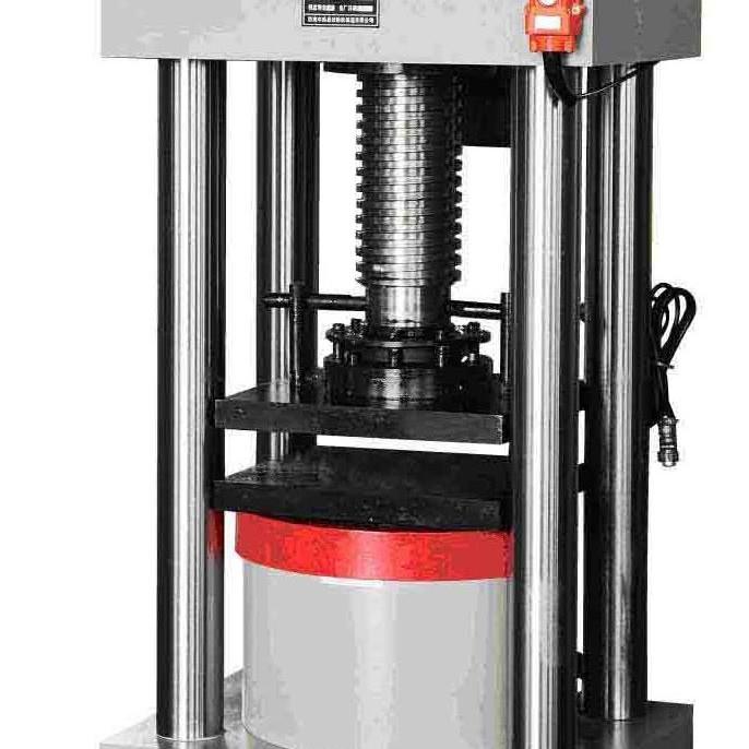 金属管压扁试验机