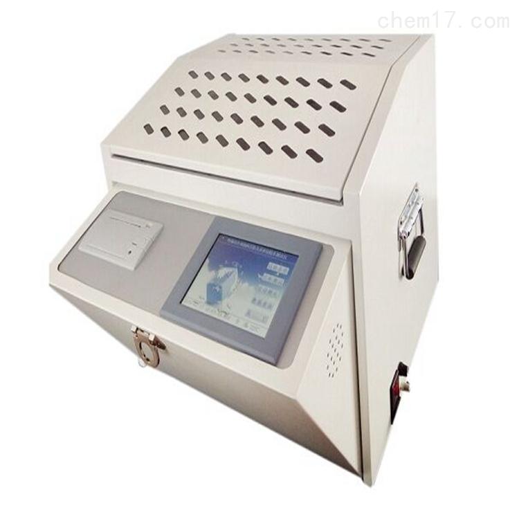 智能型高压介质损耗测试仪