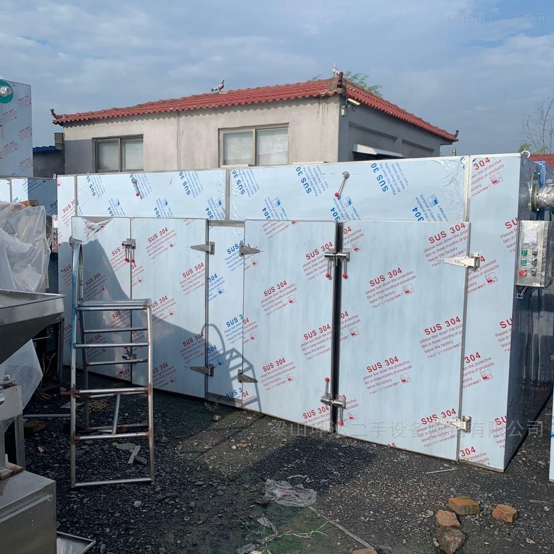 厂家转让二手热风循环烘箱成套设备