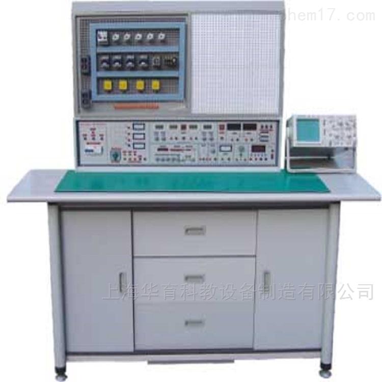 通用电工电子电拖实验与技能实训考核装置