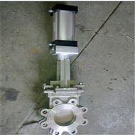 PZ673F-10P气动不锈钢刀闸阀专业生产