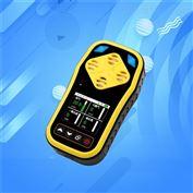 四合一气体检测工业氧气可燃浓度报警器