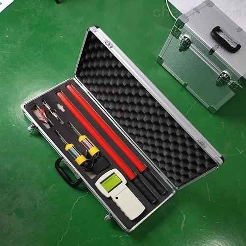 高压语音数显核相器