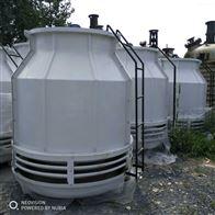 10-200T二手方形圆形冷却塔 横流低噪音冷水塔