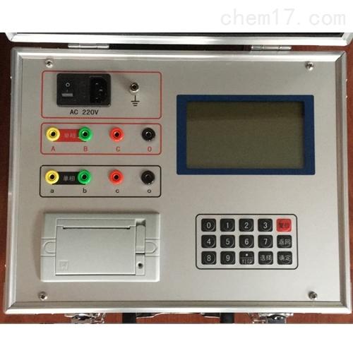 泰宜承试类仪器750V变压器变比组别测试仪