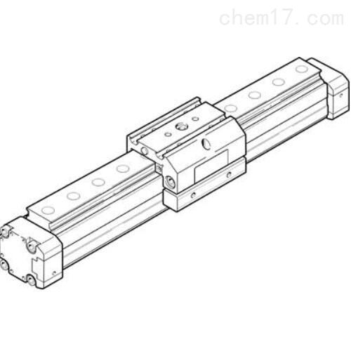 FESTO无杆气缸532446量程选择