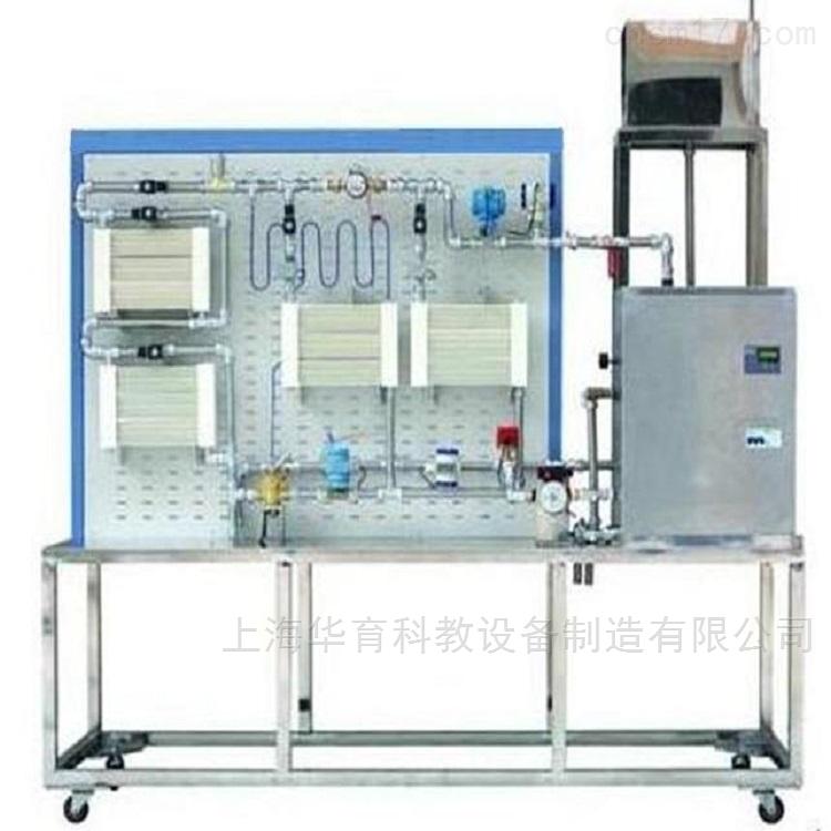 热水供暖系统管道安装实验台