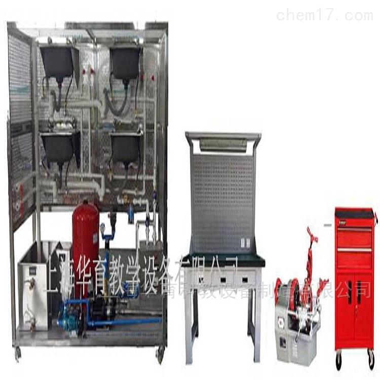 水泵及管道安装设计实训装置