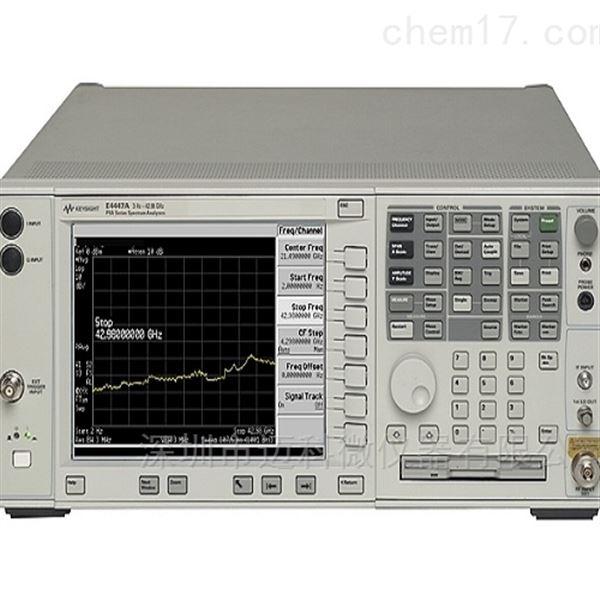 E4447A频谱分析仪维修