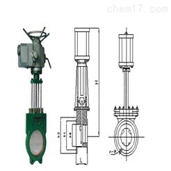 Z973X电动浆液阀制造商