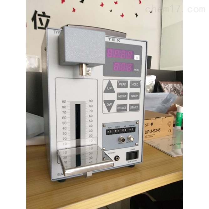 日本太阳科学简易型食品物性测定仪,质构仪