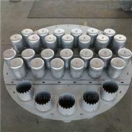 溢流装置板式塔金属泡罩塔盘