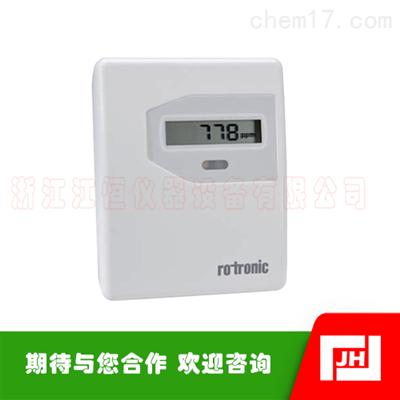 ROTRONIC罗卓尼克CF3二氧化碳CO2变送器