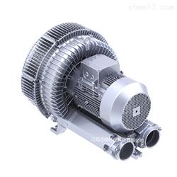 20KW双叶轮/双级高压涡流气泵