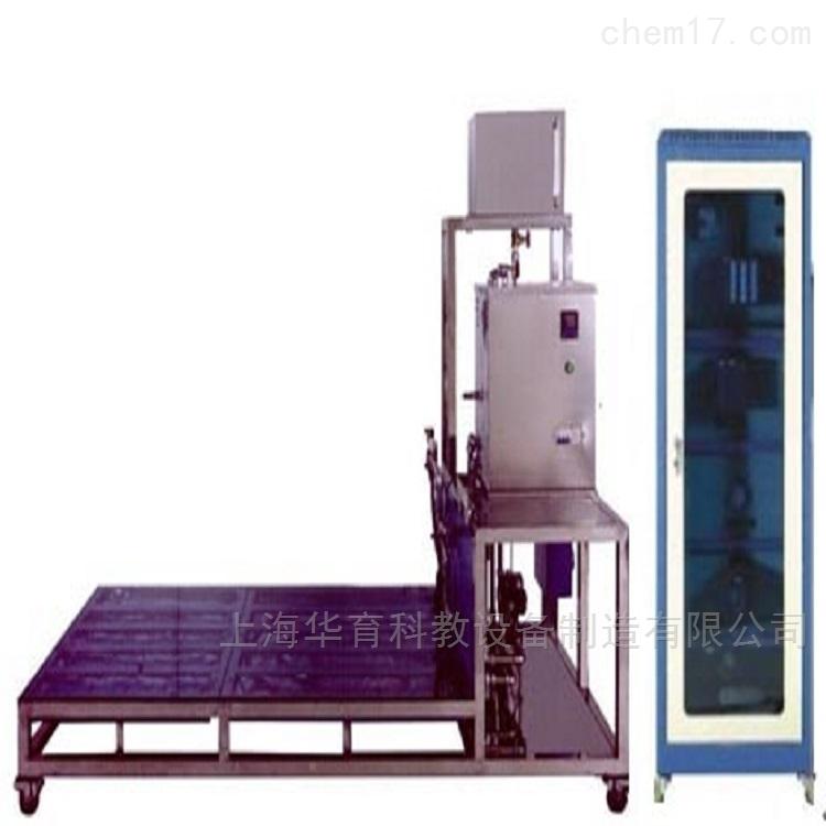 热能地板辐射采暖系统实训设备