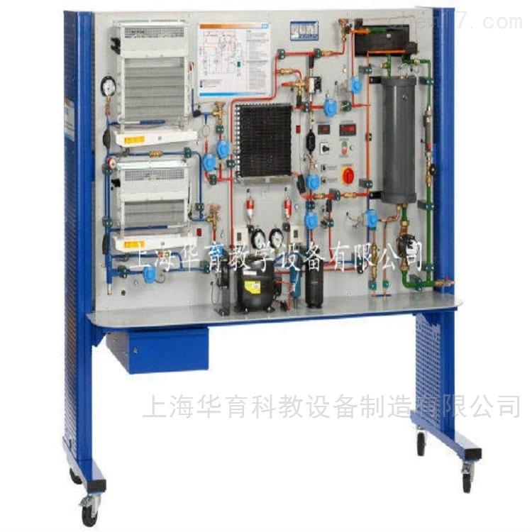 制冷系统原理与性能测试多功能实验设备
