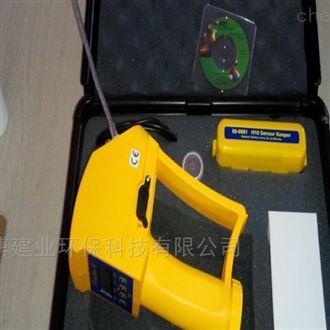 便携式气体泄漏检测仪氦气氩气检测方法