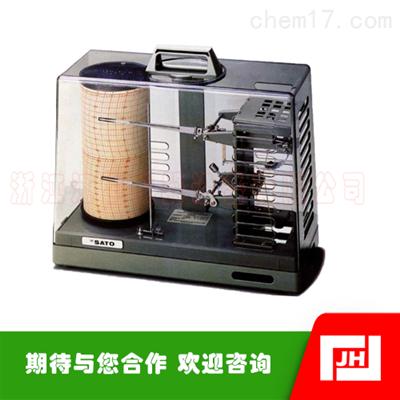 SATO佐藤7210-00温湿度记录仪