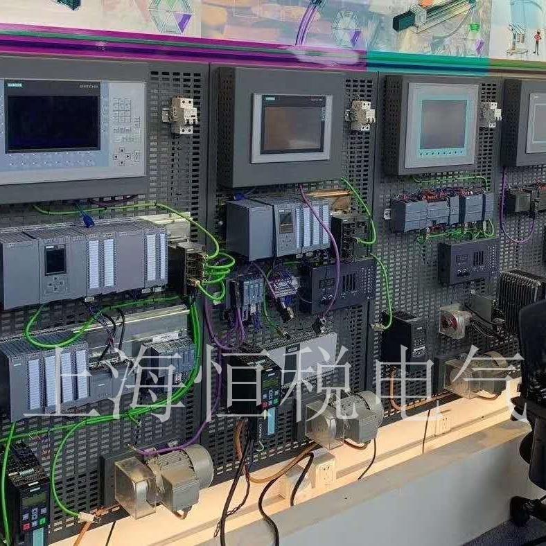 西门子PLC模块CP443启动EXTF灯亮维修技巧