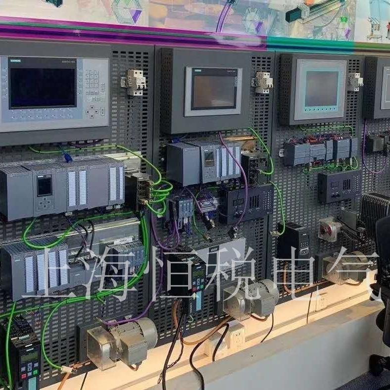 西门子PLC1517网口通讯坏连接不上维修方法