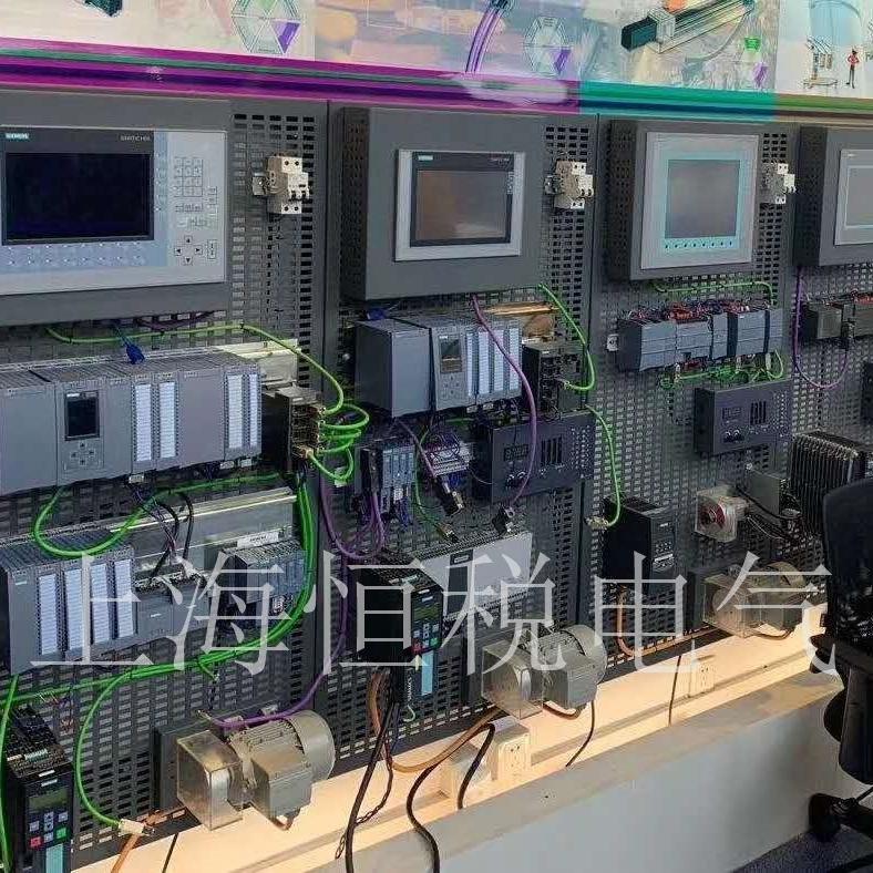 西门子CPU410SMART上电指示灯全闪修理解决
