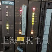 西门子CPU410SMART开机所有灯不亮修理解决