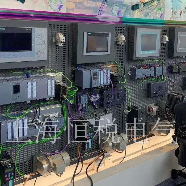 西门子CPU1517-3开机小面板不亮维修解决