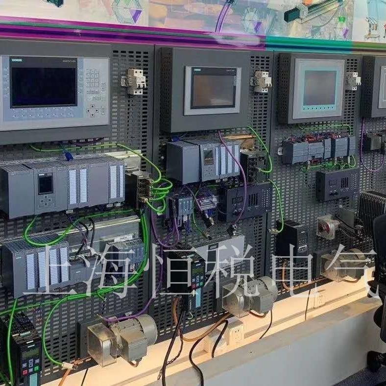 西门子S7-400CPU通电所有指示灯不亮维修
