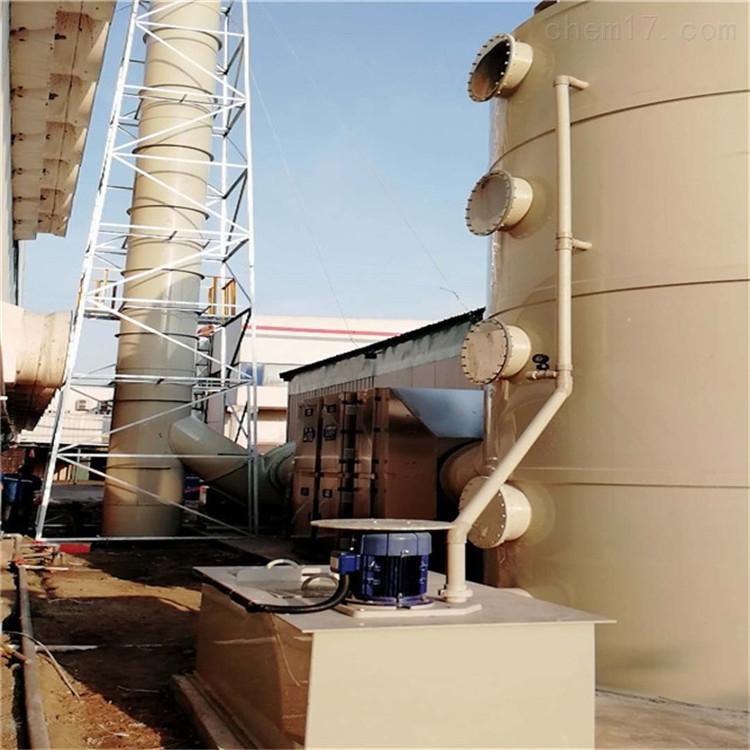 扬州废气处理设备喷淋塔