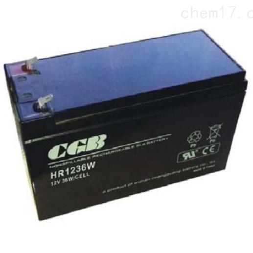 CGB长光蓄电池HRL1236W销售