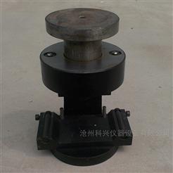 40×40mm水泥胶砂试块一体抗折试验夹具