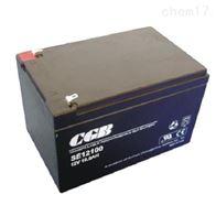 12V10AHCGB长光蓄电池SE12100现货