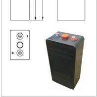 2V300AHCGB长光蓄电池GFM-300原装