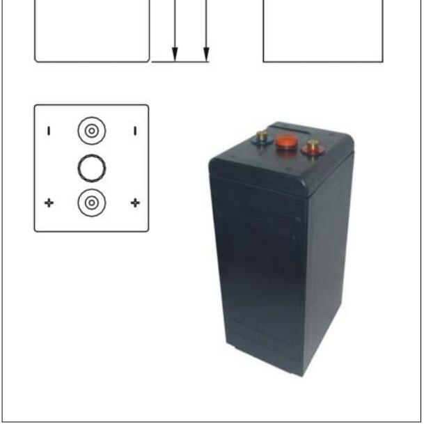 CGB长光蓄电池GFM-400销售