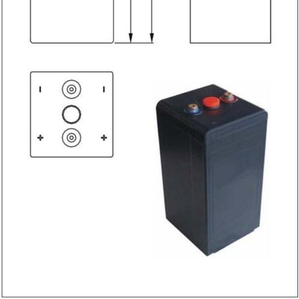 CGB长光蓄电池GFM-500零售