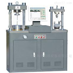 HYE-300B-C型一体式水泥抗折抗压恒应力试验机