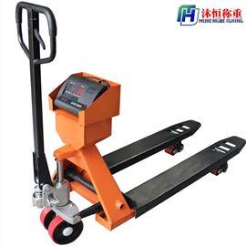 天津耀华1t-3吨电子叉车秤供应