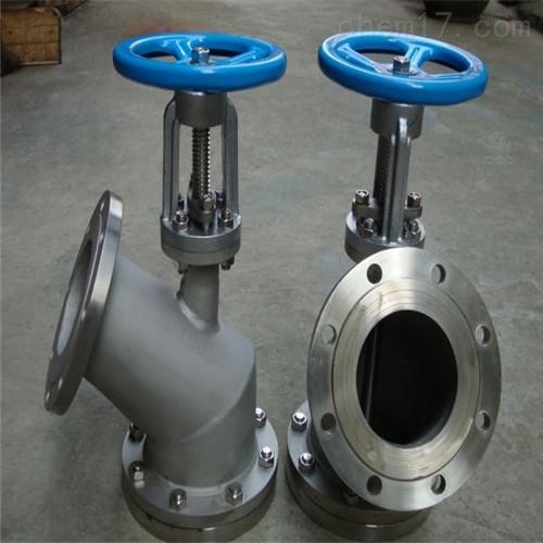 HG5-81不锈钢放料阀